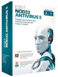 ESET NOD32 Antivirus 5.0.93.15 Final (2011) | RUS