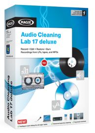 MAGIX Audio Cleaning Lab Deluxe v17.00