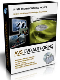 AVS DVD Authoring 1.3.4.56 (Eng/Rus)