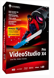 Corel VideoStudio Pro X4 14.2.0.23 Multilingual Rus