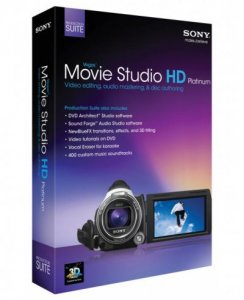 Vegas Movie Studio HD 11.0 Build 35