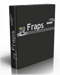 Fraps 3.4.7 Build 13808 Retail (2011)