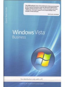 Microsoft Windows Vista Business with SP2 x64 Russian MLF X15-40084 2 x64