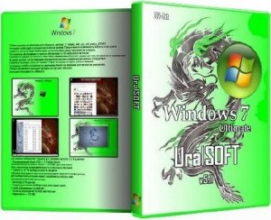 Windows 7x86 Ultimate UralSOFT v.5.11.2011