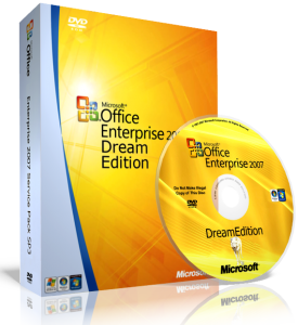 Microsoft Office 2007 Enterprise PreSP3 DreamEdition (2010)