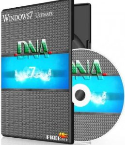 Windows7 SP1 [The DNA7 Project x64 v.1.5] [Tолько русский]