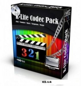 K-Lite MEGA / FULL Codec Pack 7.96 Beta (New/2011)