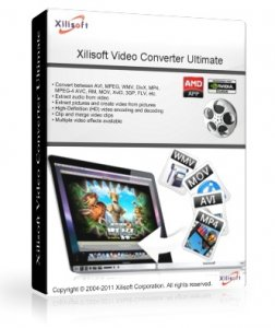 Xilisoft Video Converter Ultimate 7.0.0 Build 1121 eng