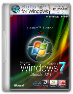 Windows 7 Ultimate SP1 (x86/x64) Beslam™ Edition [v5]