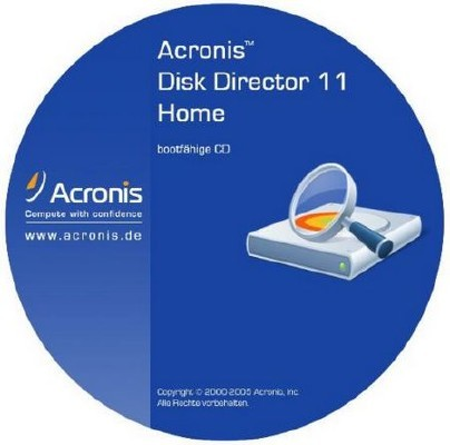 Acronis Disk Director Suite 11 Торрент