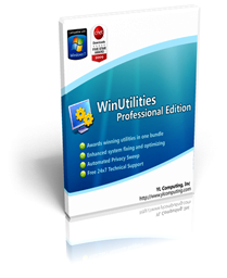 WinUtilities​ Professional​ Edition 10.39 x86 (2011) Русский