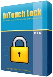 InTouch Lock 3.6.1444 x86+x64 [2011, ENG/RUS]