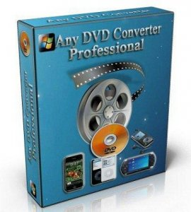 Any DVD Converter Professional​ 4.3.1 x86+x64 [2011, Multi/RUS]