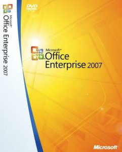 Microsoft Office 2007 Enterprise SP3 12.0.6607.10​00 x86 [2011, RUS]