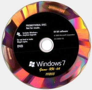 Microsoft Windows 7 Game-RU-64 Lite Update 111203