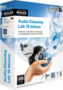 MAGIX Audio Cleaning Lab 16 deluxe (2010)
