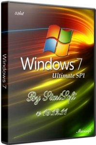 Windows 7 Ultimate SP1 Final 32bit By StartSoft v 19.12.11 (RUS)