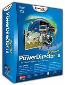 CyberLink PowerDirector 10 build 1129a + Rus (2011)