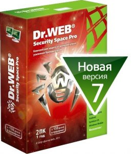 Dr.Web Anti-Virus + Dr.Web Security Space Pro 7.0.0.11181 (2011)