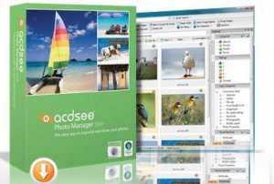ACDSee Photo Manager 14.1.137 (2011) Portable
