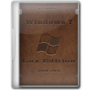 Windows 7 SP1 Lux Edition x86/x64 (2011)