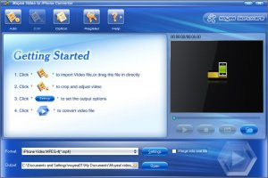 Moyea Video DVD Converter Ultimate 2.2.1.1750 (2011)