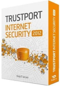 TrustPort Internet Security 2012 12.0.0.4845 (2011)