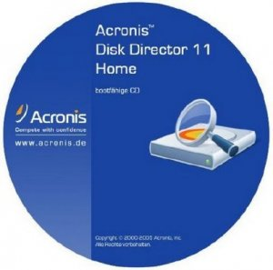 Acronis Disk Director Home 11.0.2343 Update 2 Rus Portable