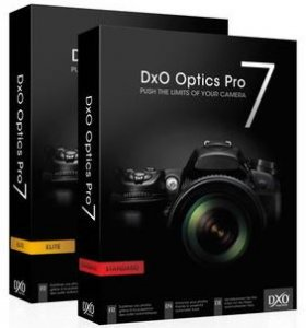 DxO Optics Pro 7.1.0.24002.104 Elite RePack