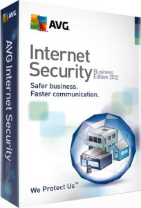 AVG Internet Security 2012 Business Edition 12.0.1901.4695