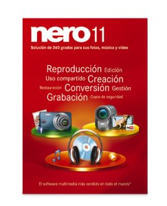 Nero Multimedia Suite 11.0.15500 Micro RePack (2011) Русский
