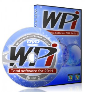 WPI Total Software 2011 Build 2 by USDE (27.12.2012/x86/x64) Русский