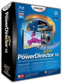 CyberLink PowerDirector Ultra 10.0.0.1129b Multilingual