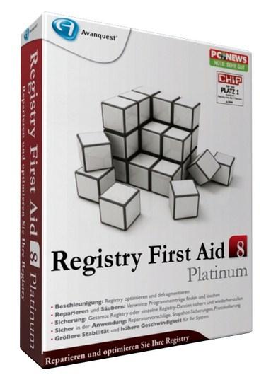 Registry First Aid Platinum 2012!الإسعافات الأولية للرجستري.حصد جائزة الصيانةالعالم