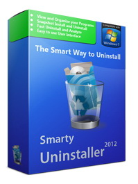 Smarty Uninstaller 2012 3.0.1 (RePack by MILLION) (2011) Русский