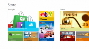 ������� ���������� Windows Store �������� � ����-������ Windows 8