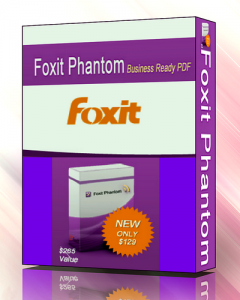 Foxit Phantom PDF Business v5.1.1.1214 Final + Portable (2011)