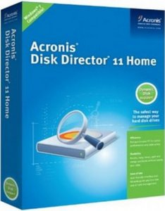 Acronis Disk Director Home 11.0.2343 Update 2 + BootCD (2011)