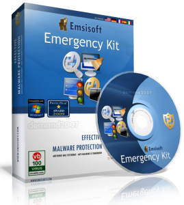 Emsisoft Emergency Kit 1.0.0.37 [Мульти,Рус.]
