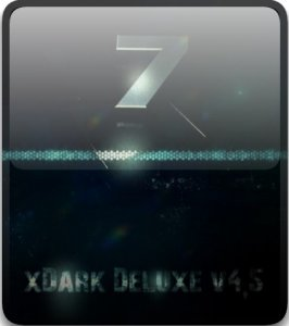 Windows 7 xDark� Deluxe x64 v4.5 RG - Codename: State Of Independence v4.5