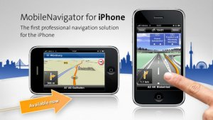 [iPhone] Navigon MobileNavigator 1.5.1 Russia (Original)[2010]