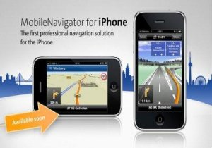 [iPhone]NAVIGON MobileNavigator 1.6 Russia (Original)