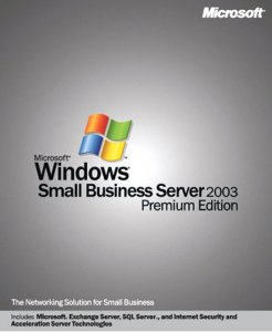 Windows Small Business Server 2003 R2 VL [rus](оригинальные образы)