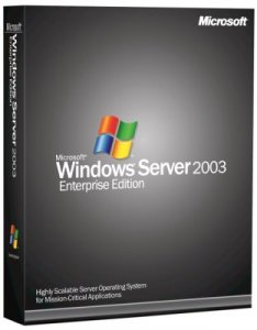 Windows Server 2003 R2 x64 with SP2 Enterprise Edition VL ENGLISH
