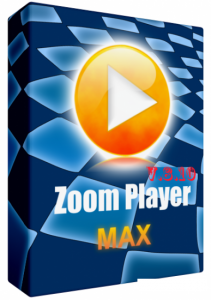 Zoom Player Home MAX 8.10 Final (2012) Русский