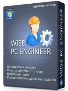 Wise PC Engineer 6.39.215 (2012)  Русский