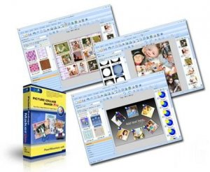 Picture Collage Maker Pro v3.2.4 Build 3523 (2012) Английский