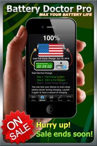 Battery Doctor Pro - Max Your Battery Life (2010) [MULTI] [RUS] [v5.5]
