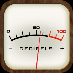 Decibel Meter [v1.8, Utilities, iOS 3.0] (2010) [ENG]