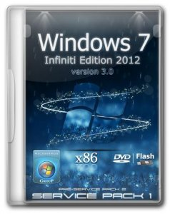 Windows 7 Ultimate Infiniti Edition x32 v3.0 Release 12.01.2012 (�������)